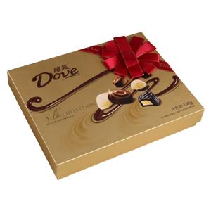德芙巧克力精美礼品包装盒
